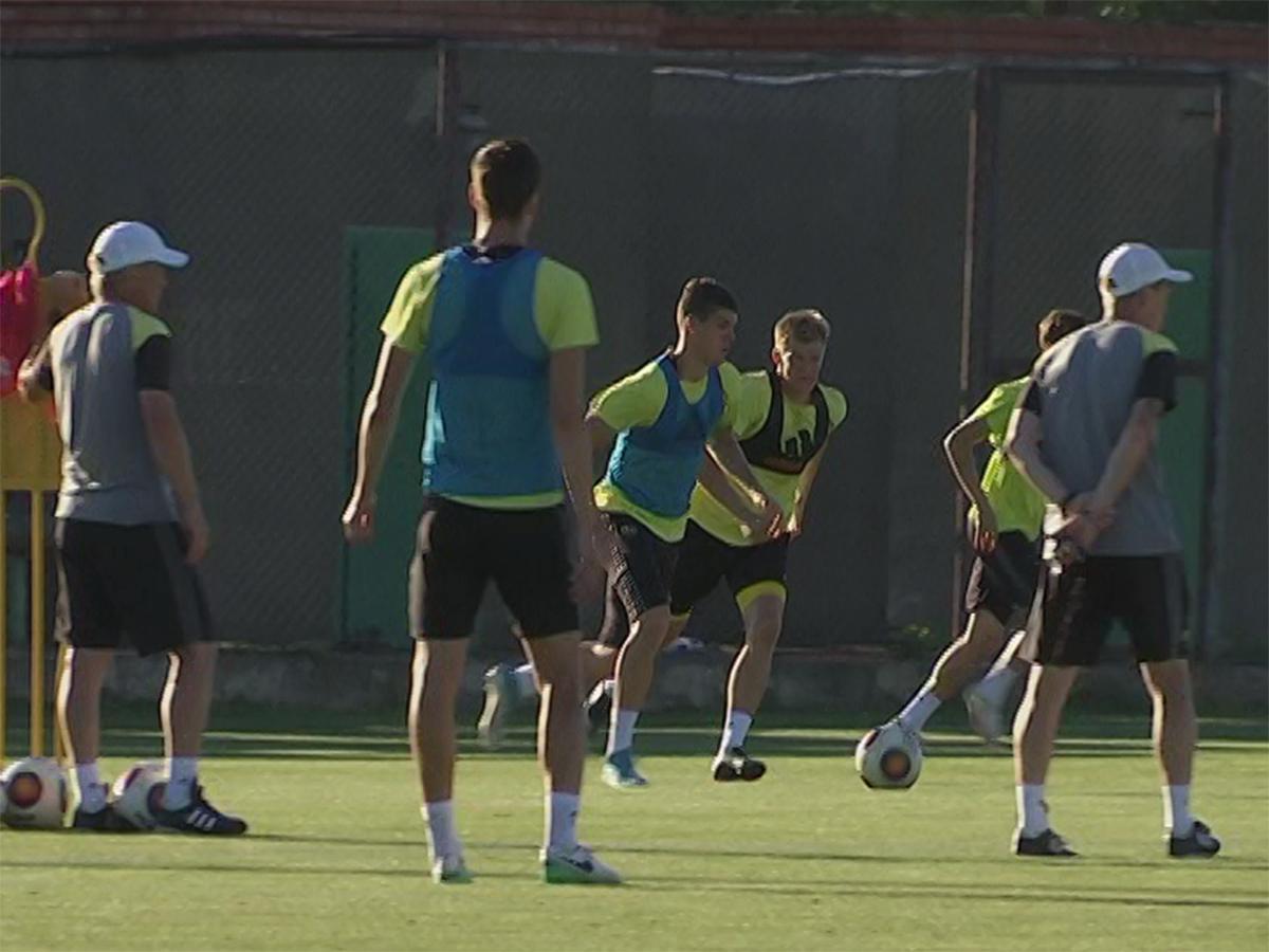 Новый состав ФК «Кубань» проведет первый матч сезона