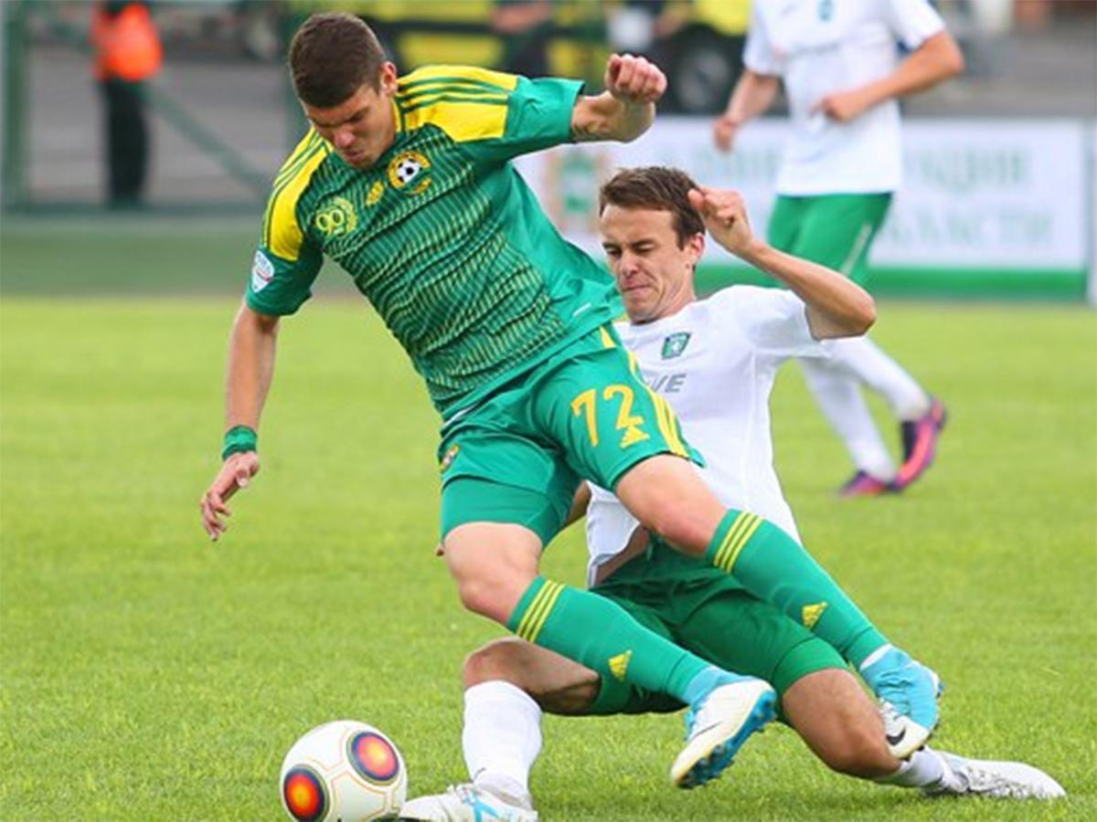 ФК «Кубань» провел первый матч нового сезона
