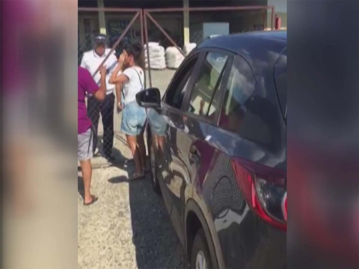 Жительница Краснодара оказалась запертой в автомобиле на штрафстоянке