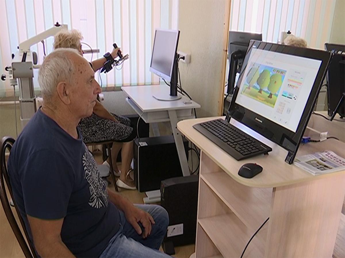 В краснодарской ККБ № 1 открылось отделение восстановительной терапии