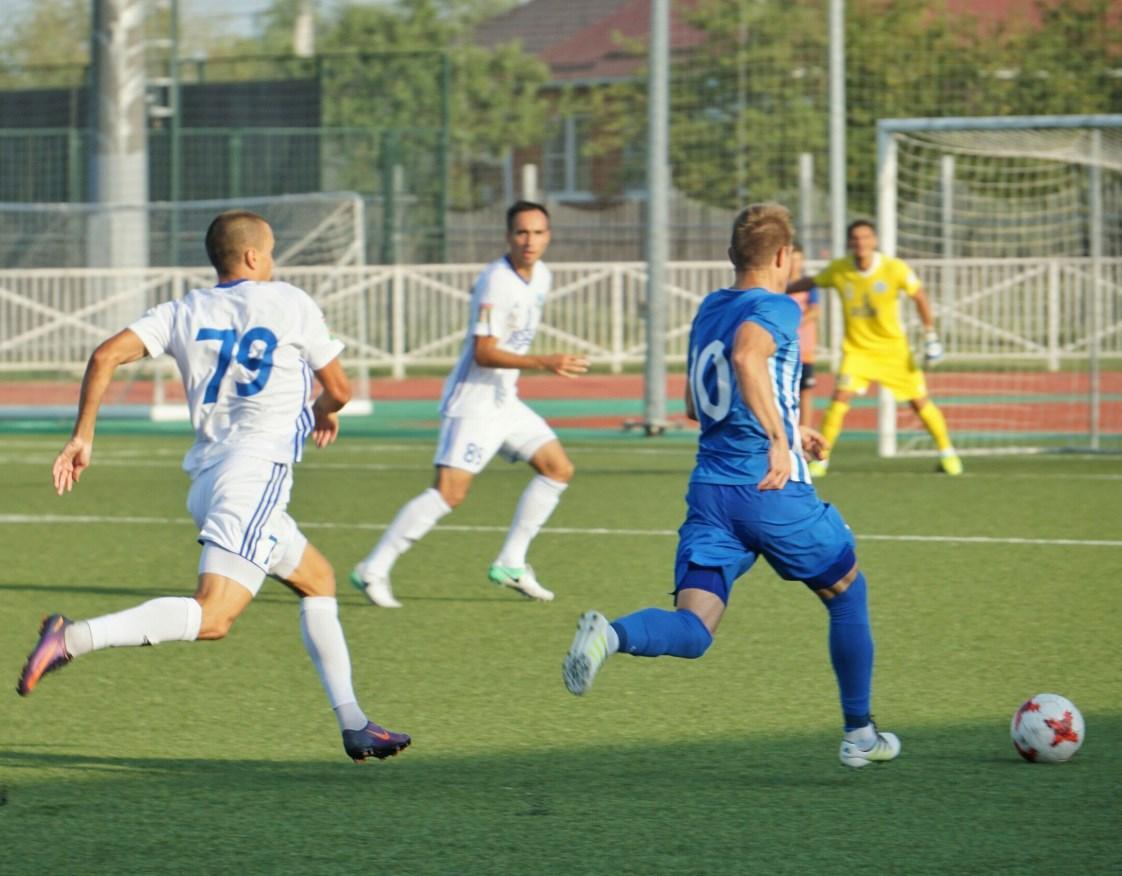 В ПФЛ в зоне «Юг» «Афипс» обыграл «Черноморец» — 2:0