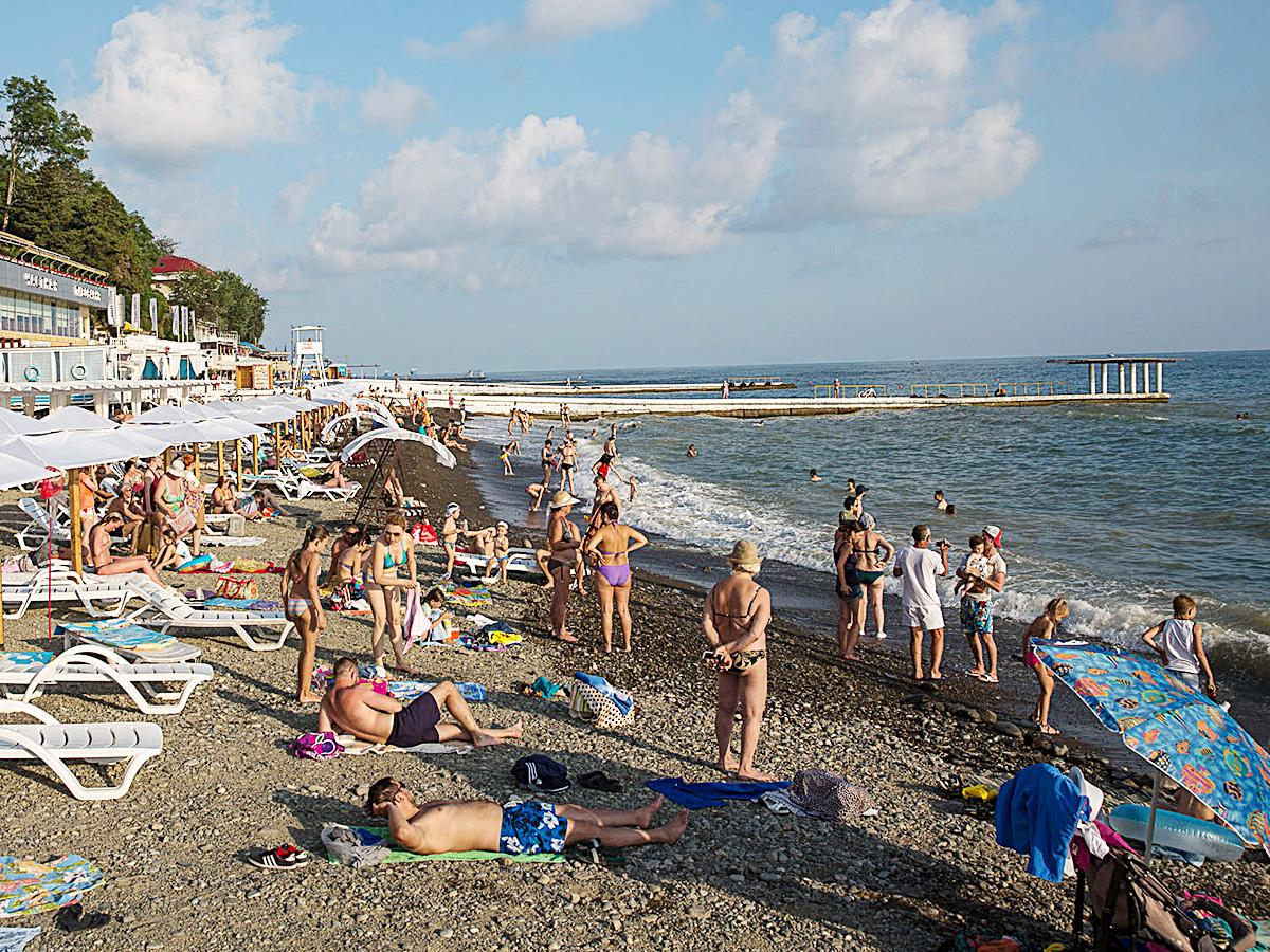 Межведомственная комиссия проверила прибрежные зоны Сочи