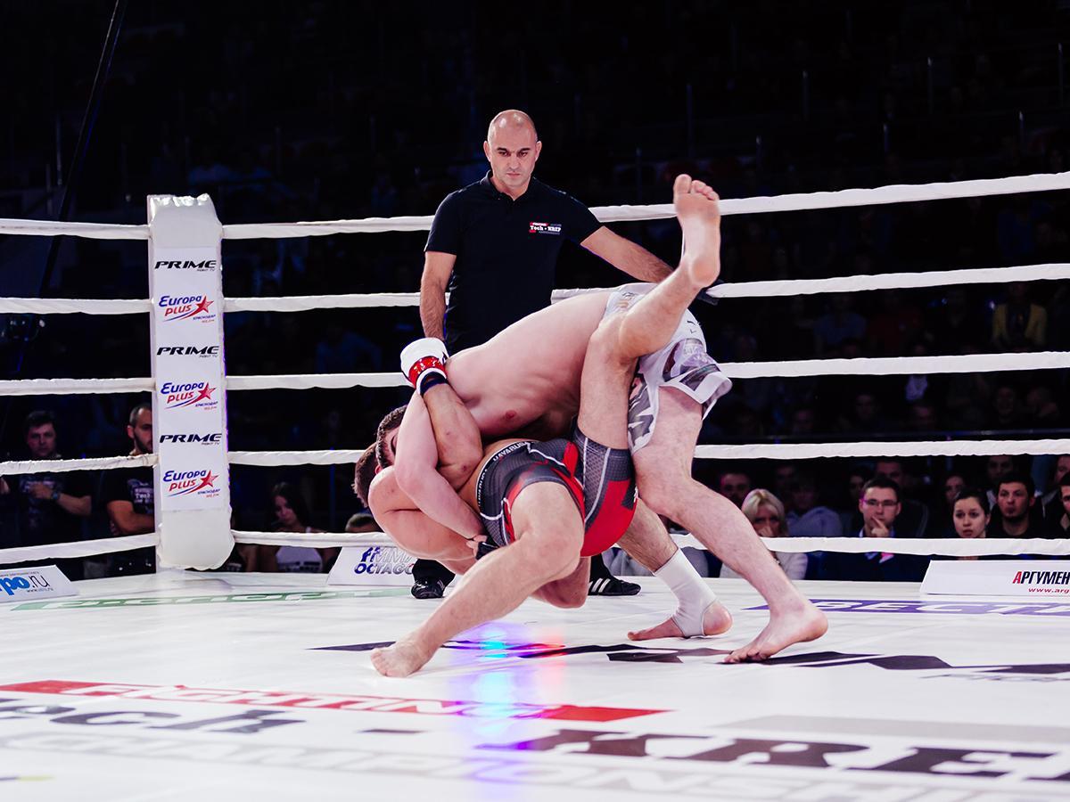 В Динском районе прошли финальные бои турнира Prime Selection