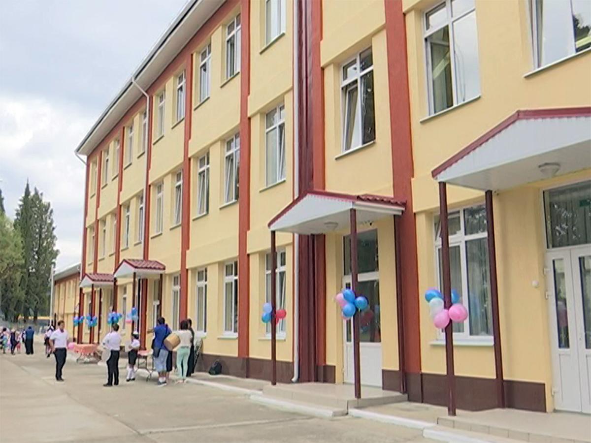 В Сочи в новой школе будут учиться 260 школьников