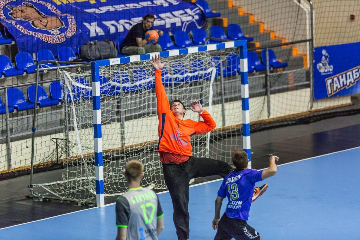 ГК СКИФ и «Чеховские медведи» провели матч за Суперкубок России