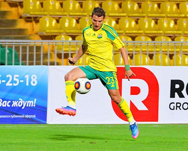Как ФК «Кубань» и «Балтика» сыграли в 11-м туре первенства ФНЛ