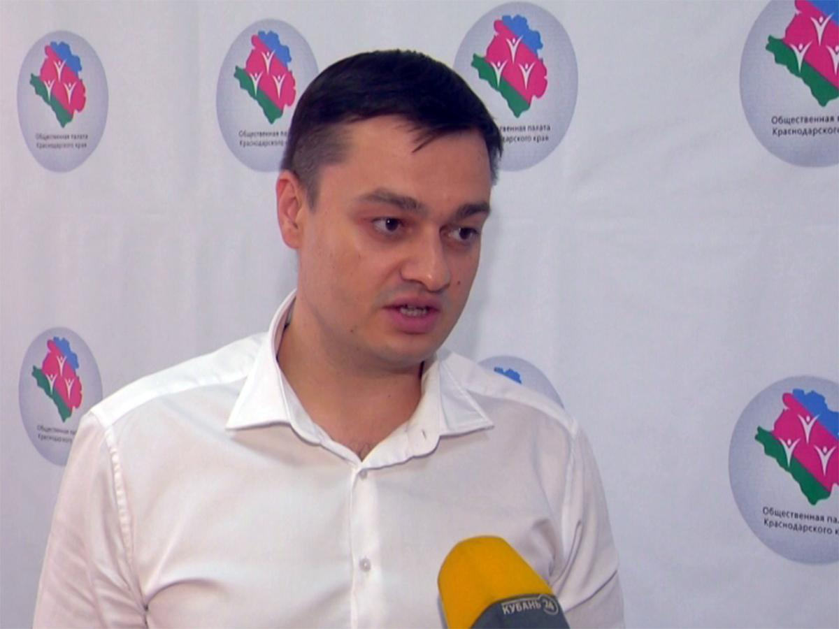 Член штаба горячей линии Общественной палаты края Мурат Дударев: мы готовы реагировать на все сообщения о нарушениях