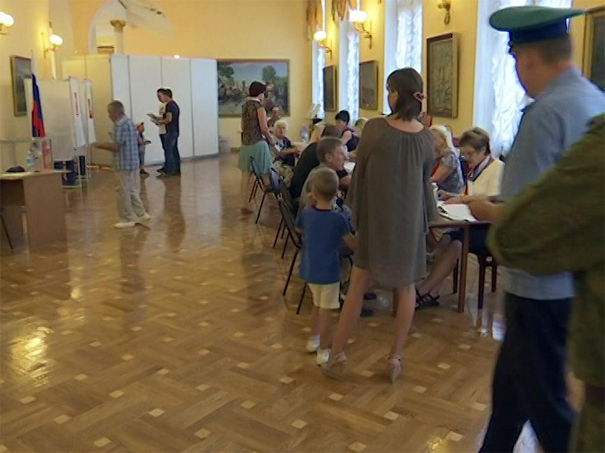 В Сочи ход выборов контролировали 900 наблюдателей