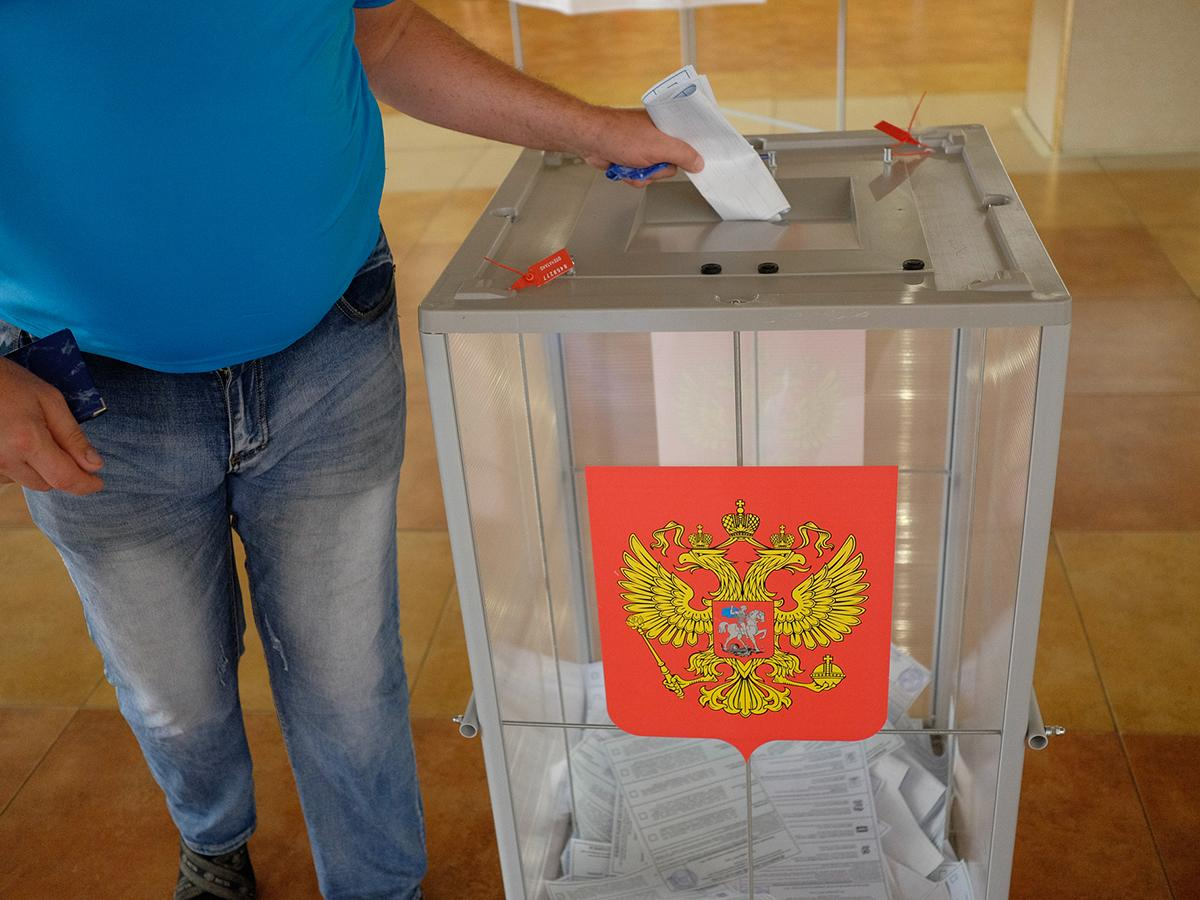На Кубани явка на выборах в ЗСК приблизилась к историческому максимуму