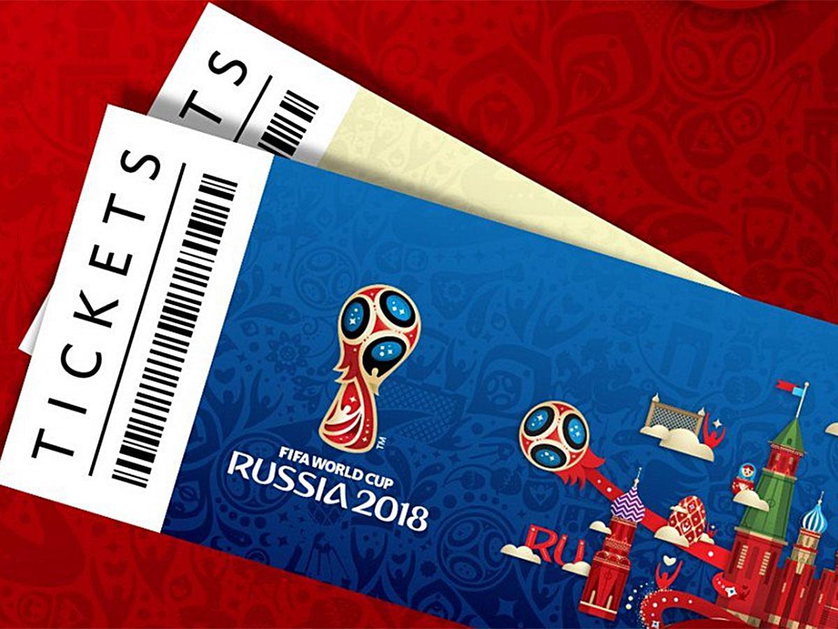 Стартовала продажа билетов на чемпионат мира по футболу — 2018