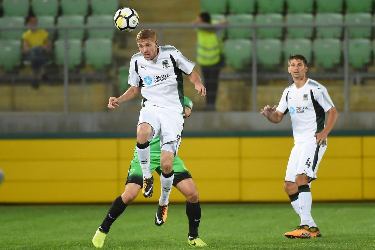 ФК «Краснодар» на выезде сыграл с «Анжи» в 10-м туре чемпионата России