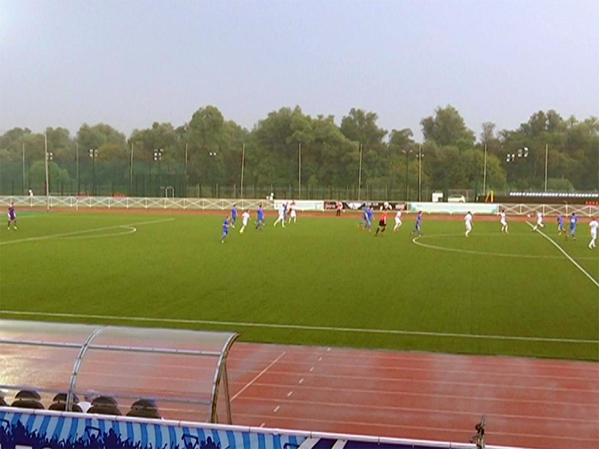 «Афипс» провел матч зоны «Юг» ПФЛ с «Биологом» из Новокубанска