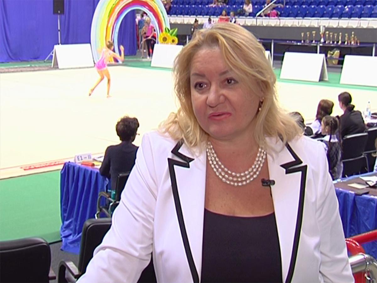 Директор ЦОП по художественной гимнастике Татьяна Полионова: мы держим лидирующую позицию на юге России