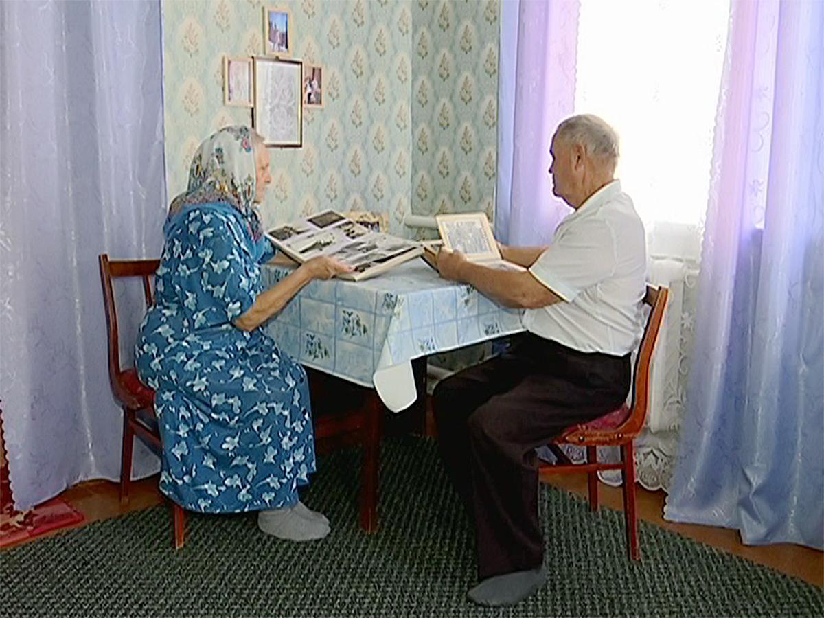 Супруги из Тихорецкого района поздравили Краснодарский край с юбилеем