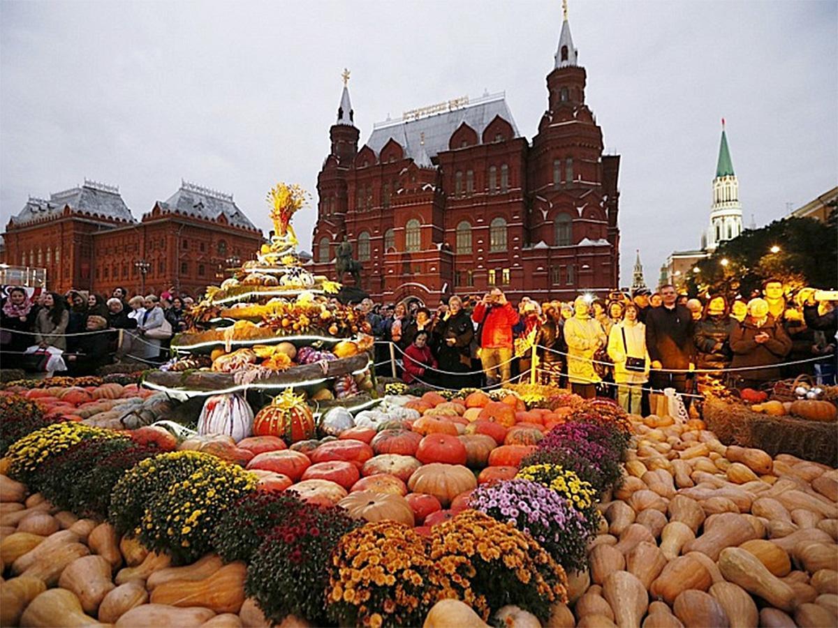 Спецрепортаж: Дни Краснодарского края в Москве