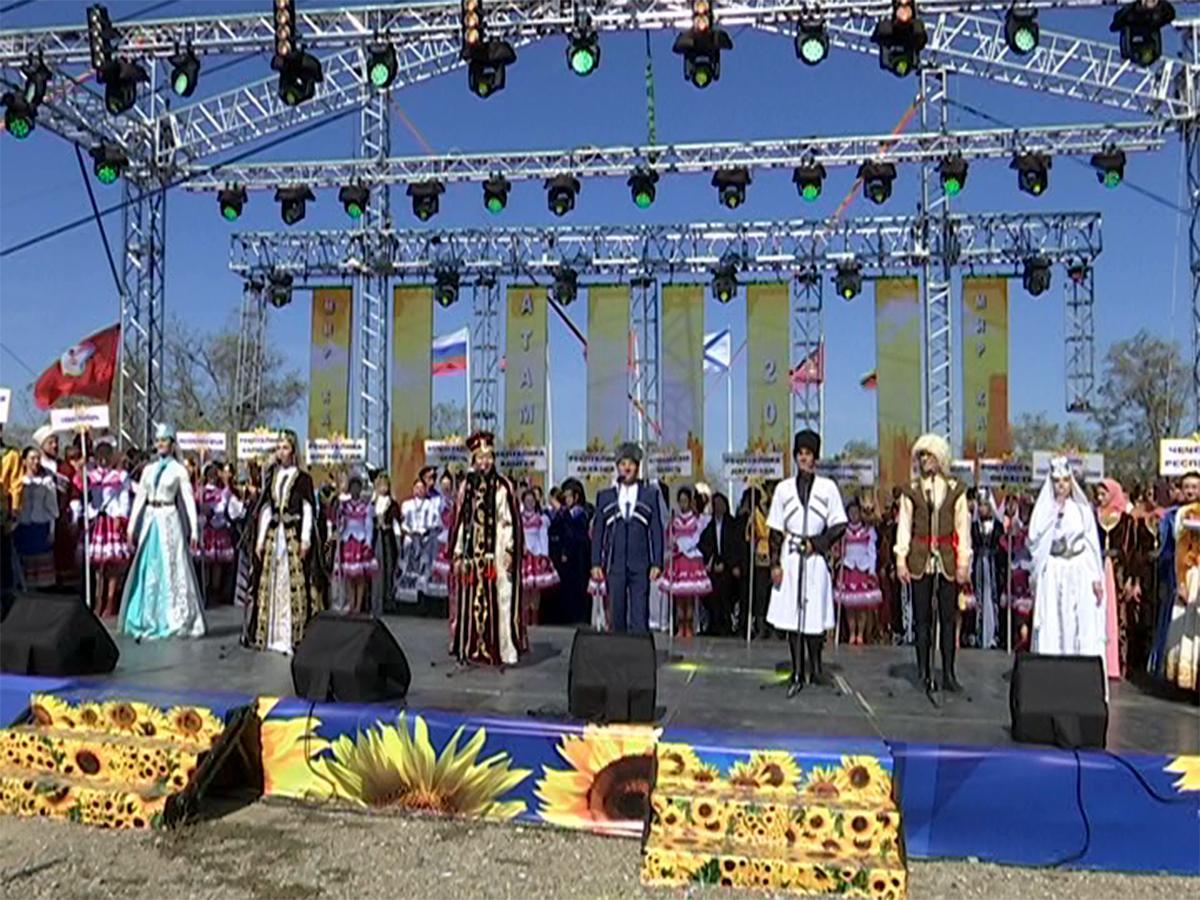 Международный фестиваль мастеров искусств «Мир Кавказу» прошел на Кубани в третий раз