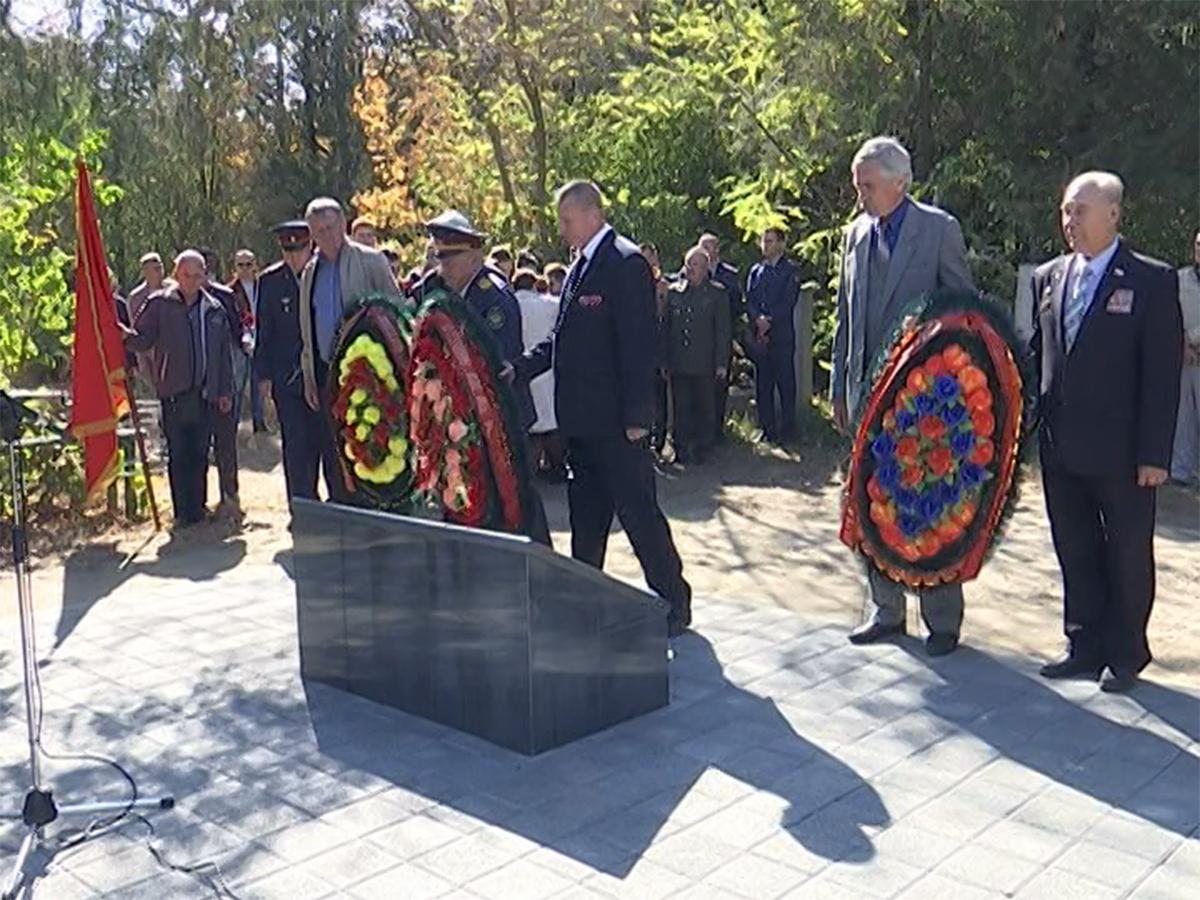 В Ейске прошла акция памяти жертв фашистского террора