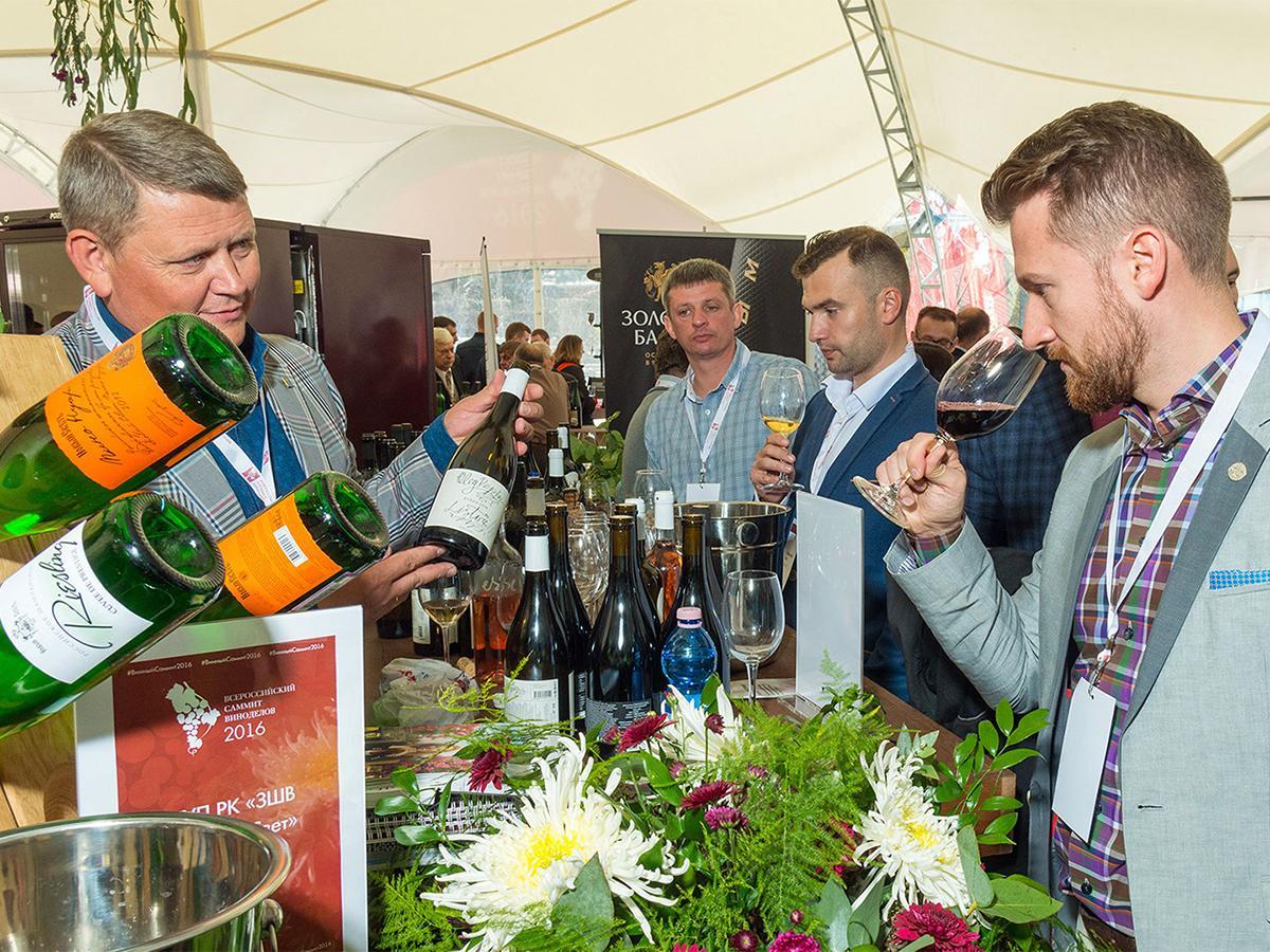 Большинство наград на саммите в Абрау-Дюрсо досталось виноделам Кубани