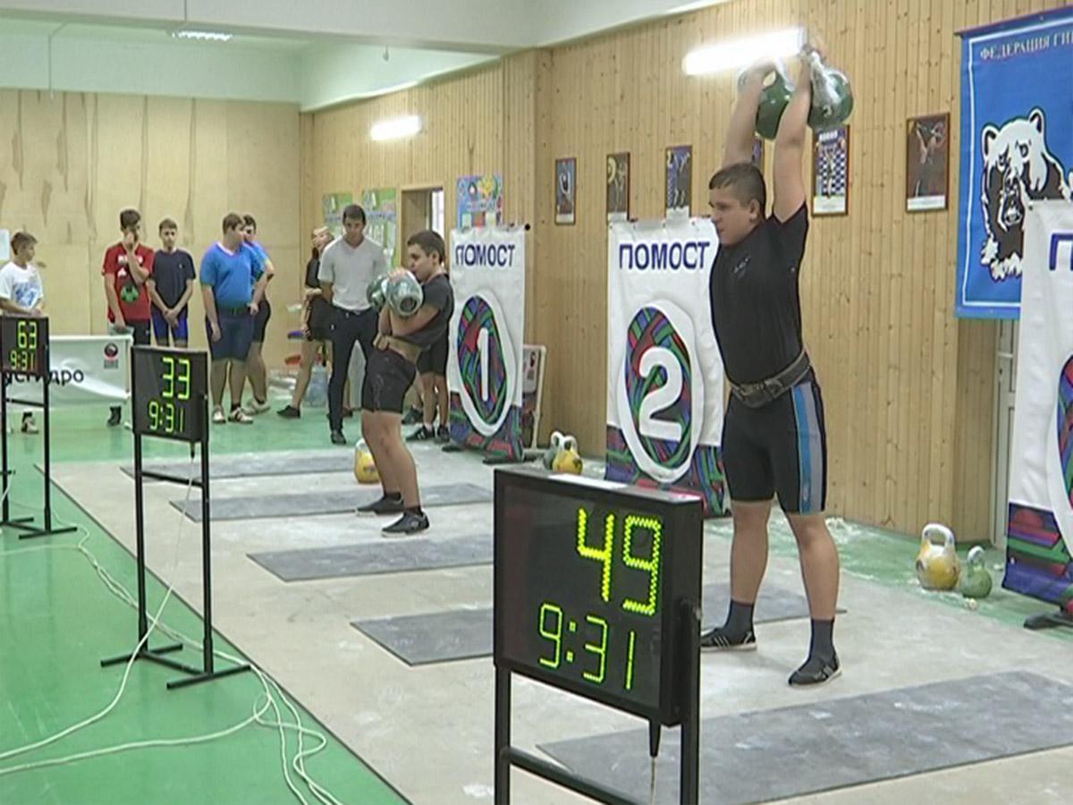 Гиревой спорт в Краснодарском крае: итоги первенства