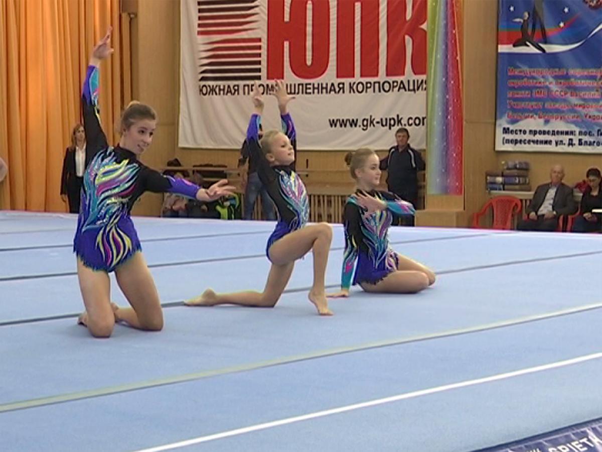 В Краснодаре на турнире по спортивной акробатике разыграют 52 комплекта наград