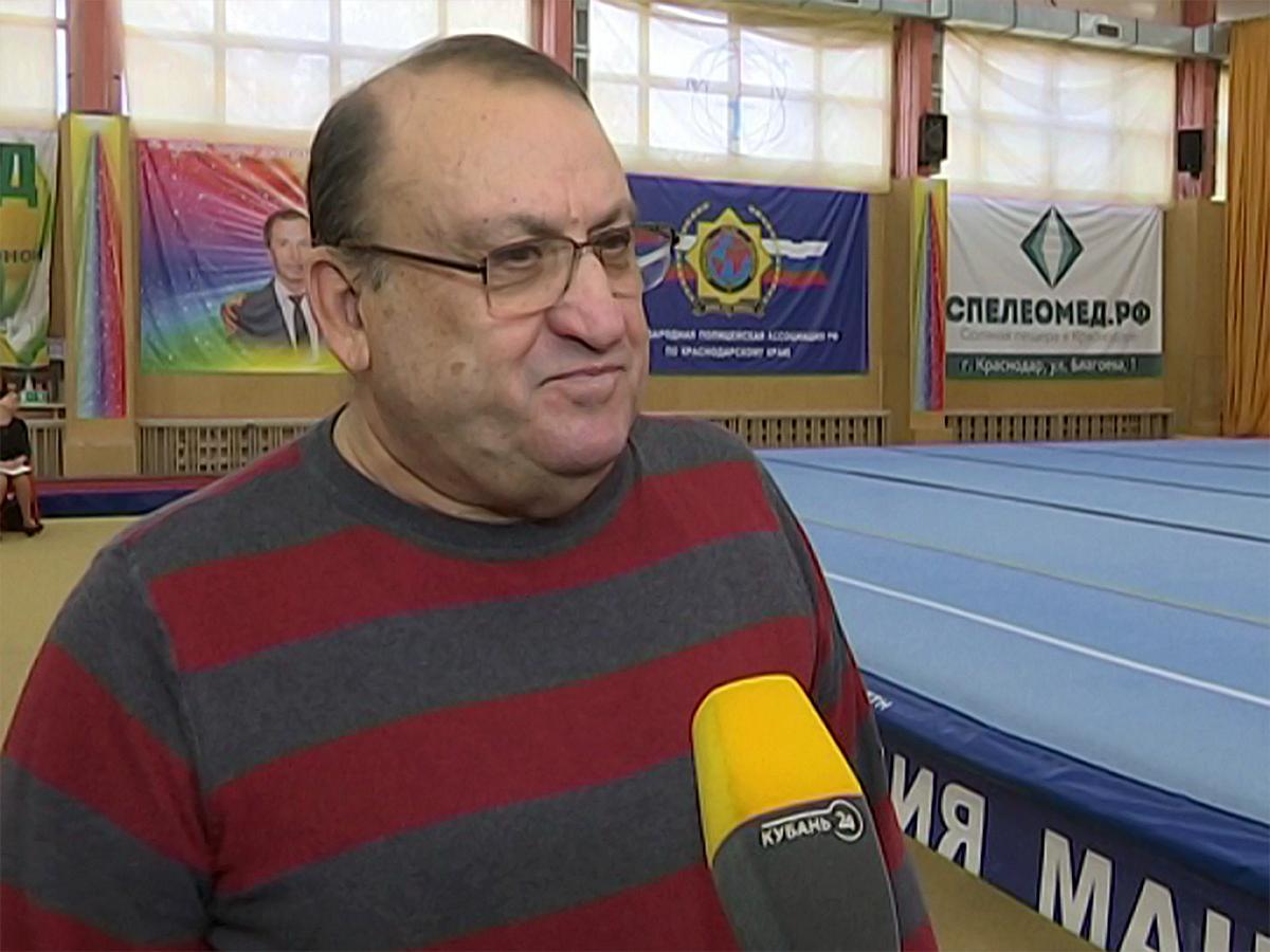 Президент Федерации спортивной акробатики Леонид Песок: во всех мировых чемпионатах участвуют кубанские акробаты