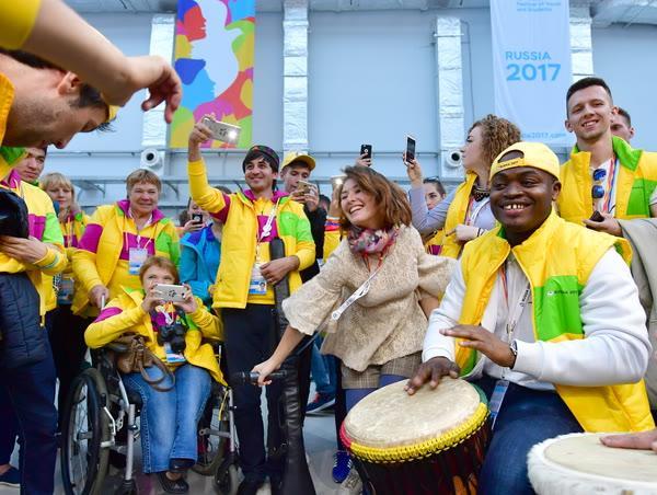 Спецрепортаж: Всемирный фестиваль молодежи и студентов — 2017