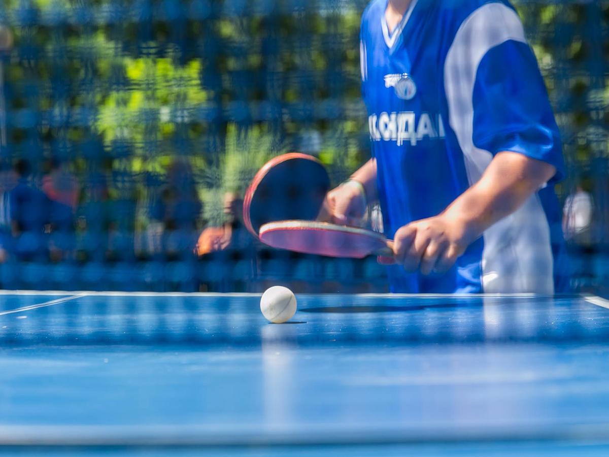 В Краснодаре начались финалы Кубка губернатора по настольному теннису