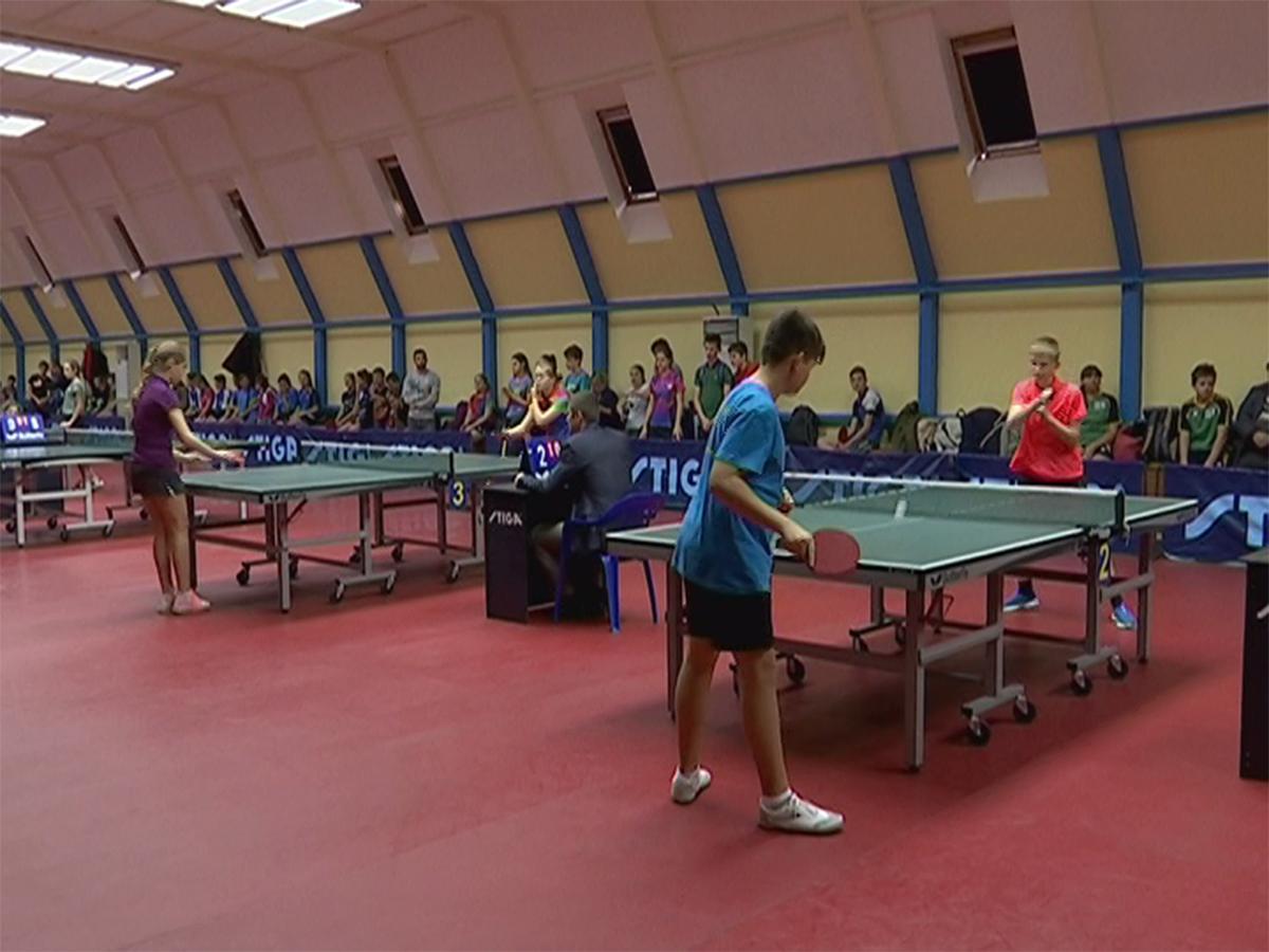 В Краснодаре завершился Кубок губернатора края по настольному теннису