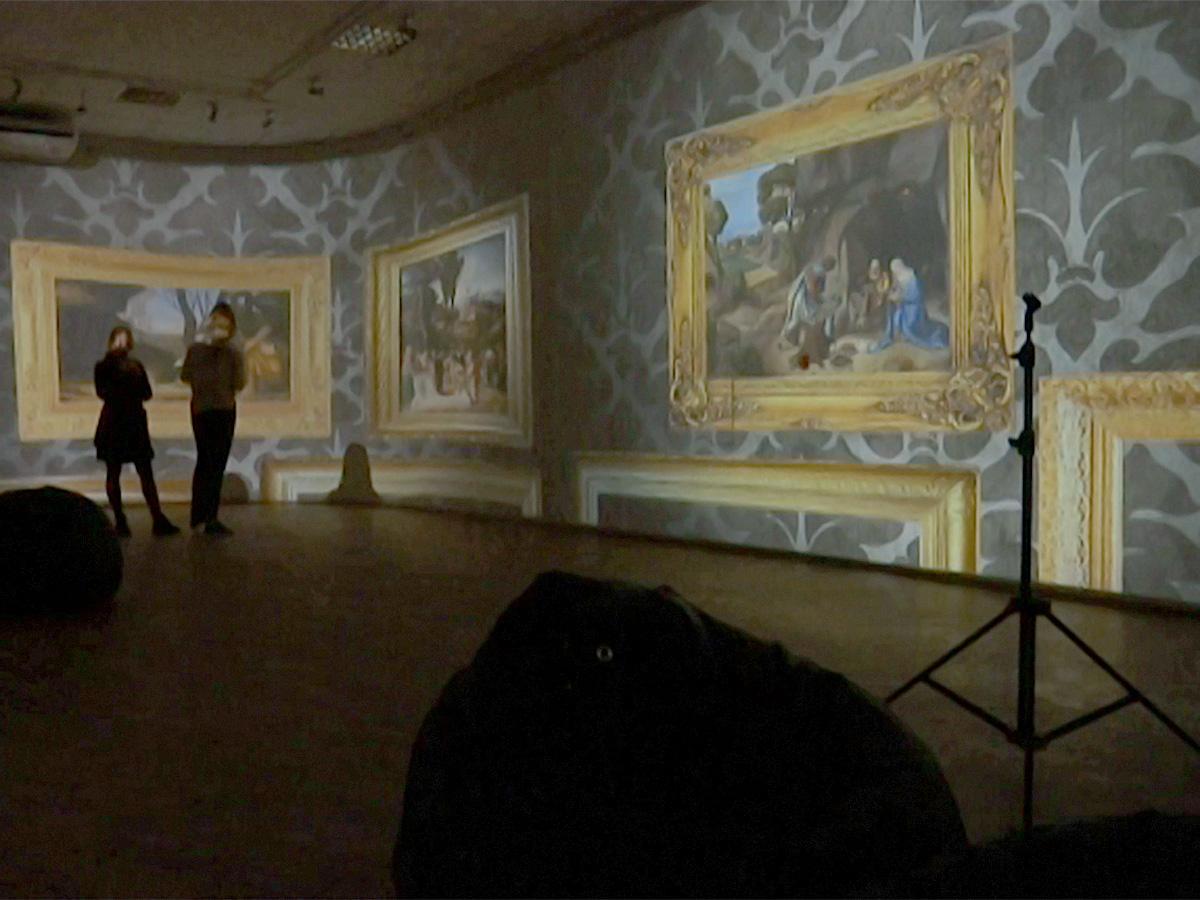 В Краснодаре открылась выставка «оживших» картин эпохи Возрождения