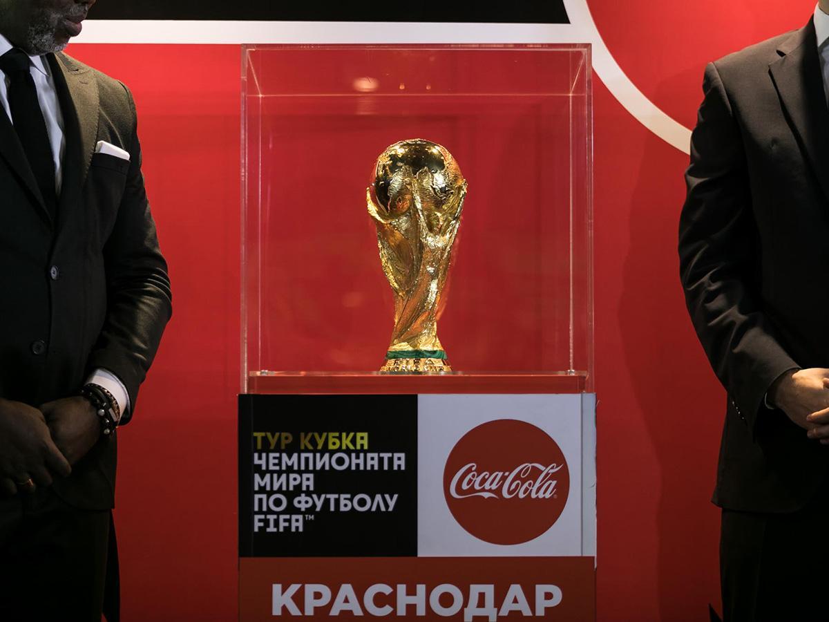 Куда отправится кубок чемпионата мира по футболу после студии «Кубань 24»