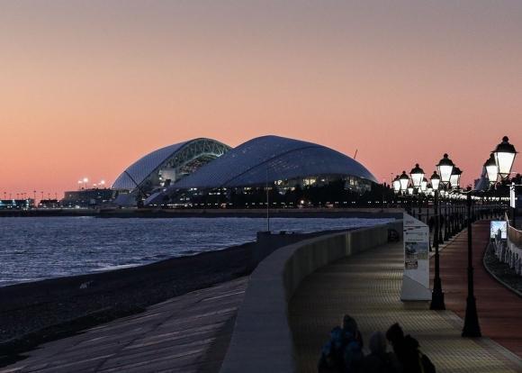 Города — хозяева чемпионата мира по футболу 2018 года
