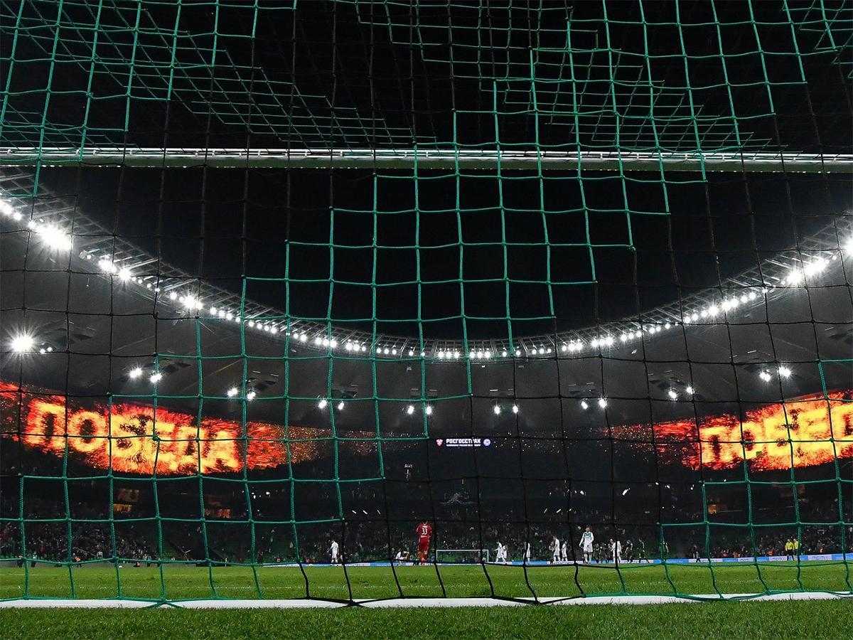 Как прошел домашний матч ФК «Краснодар» против «Ахмата»