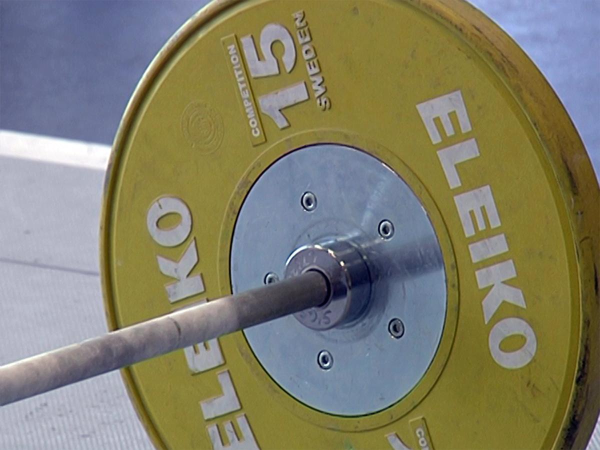 В Краснодаре стартовал Кубок края по тяжелой атлетике
