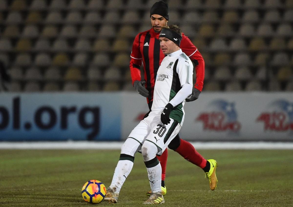 Как ФК «Краснодар» сыграл с пермским «Амкаром»