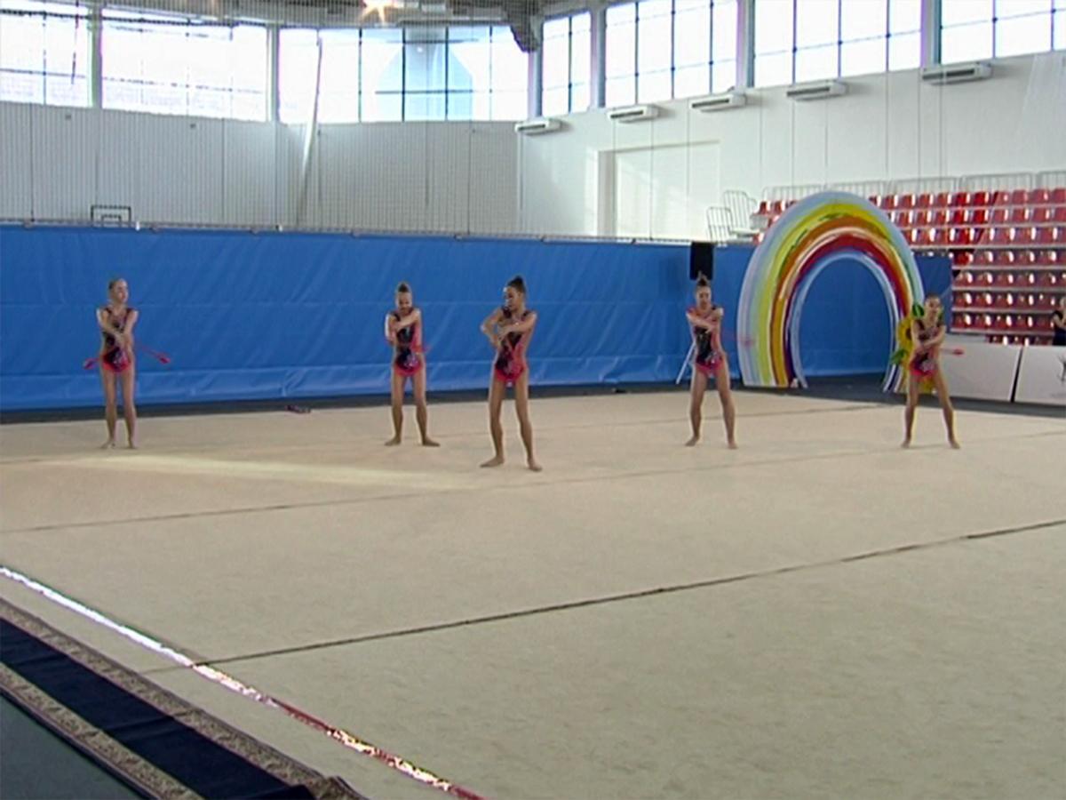 В Краснодаре прошел турнир по художественной гимнастике