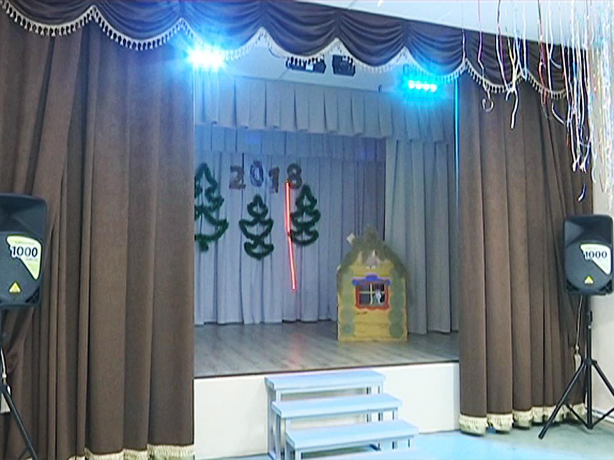 В Тимашевском районе отремонтировали сельский клуб