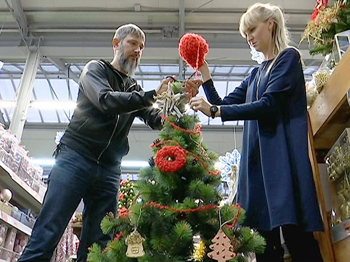 Чем украсить новогоднюю елку