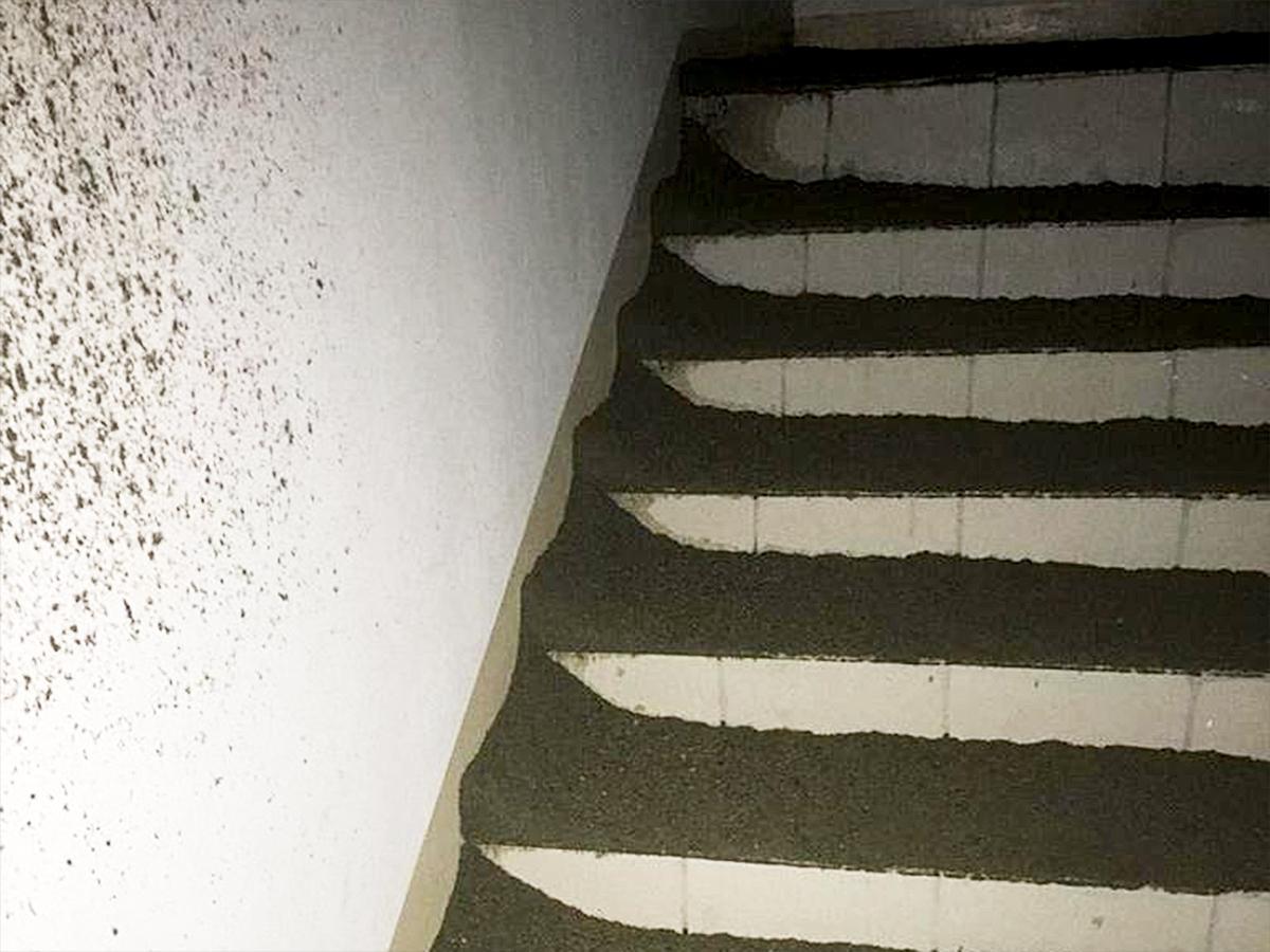 В Краснодаре жильцы дома, который засыпало песком, подали в суд на ТСЖ