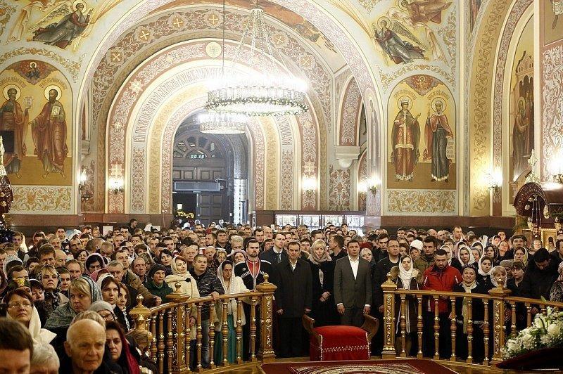 Как на Кубани отпраздновали Рождество Христово