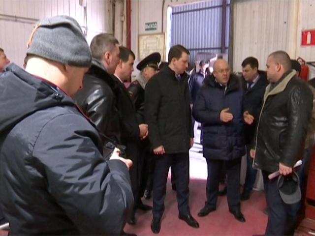 В Темрюкском районе прошел рейд по выявлению нелегальных мигрантов