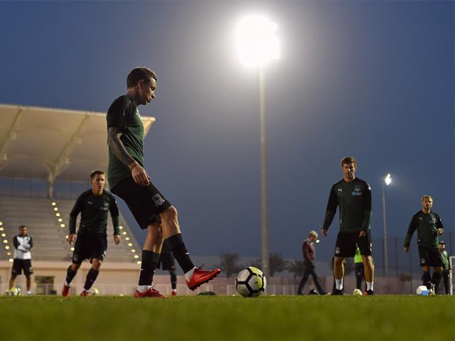 Как прошли сборы ФК «Краснодар» в Объединенных Арабских Эмиратах