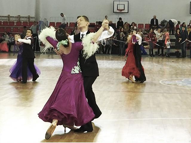 Как прошли соревнования по танцевальному спорту в Краснодаре
