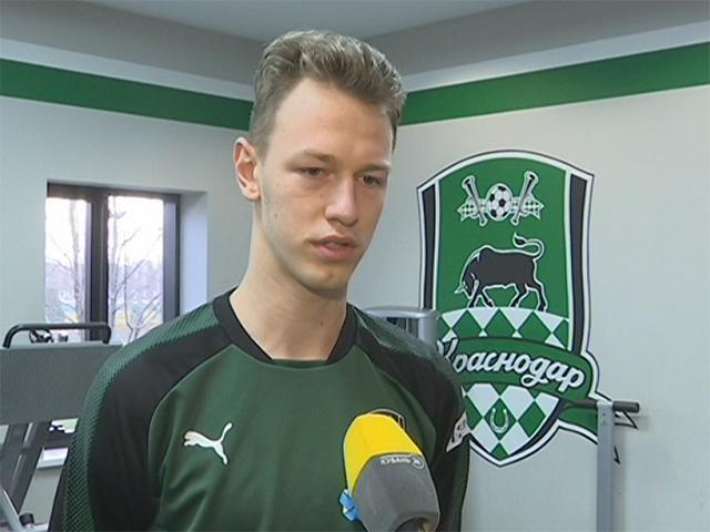 Игрок молодежки ФК «Краснодар» Сафонов: молодежная команда «Реала» — такие же ребята, как и мы