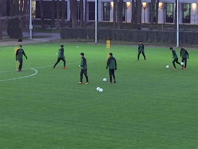 Как молодежка ФК «Краснодар» готовится к встрече со сверстниками из «Реала»