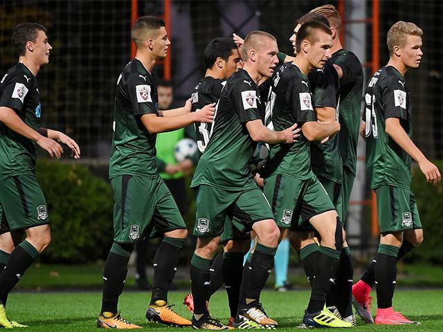 Как играли молодежные команды ФК «Краснодар» и «Реал» в этом спортивном сезоне