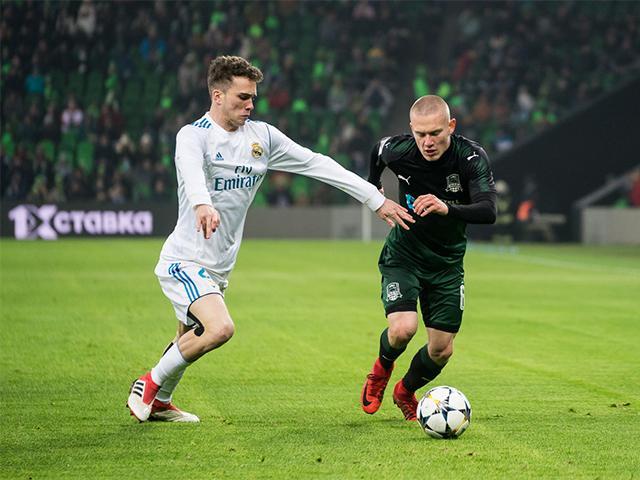 Как сыграли молодежные команды «Краснодара» и «Реала»