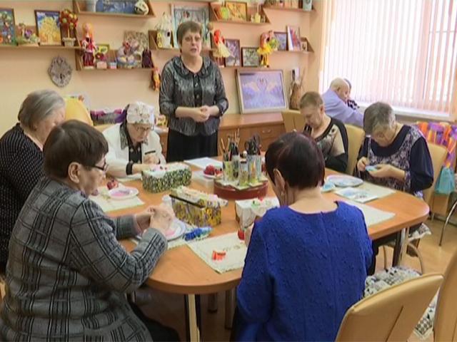 Как на Кубани работают интернаты для престарелых