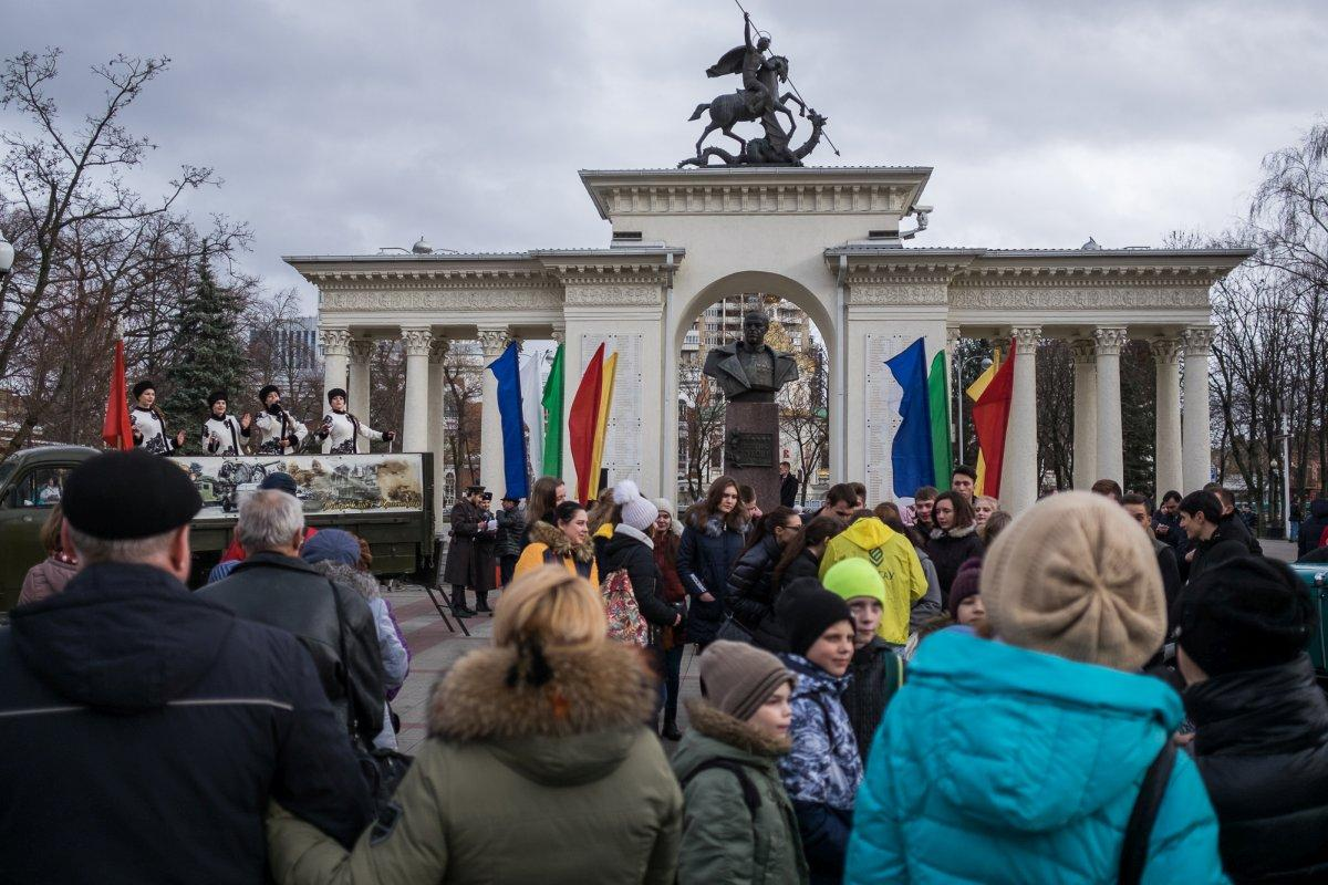 Жители Краснодара рассказали истории оккупации и освобождения города