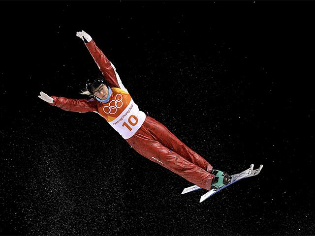 Как кубанская фристайлистка Алина Гриднева выступила на Олимпиаде в Пхенчхане