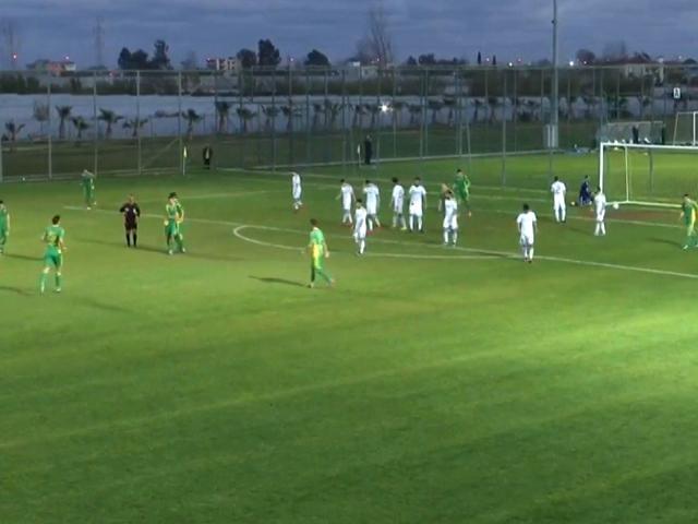 ФК «Кубань» провел последний матч турецкого сбора
